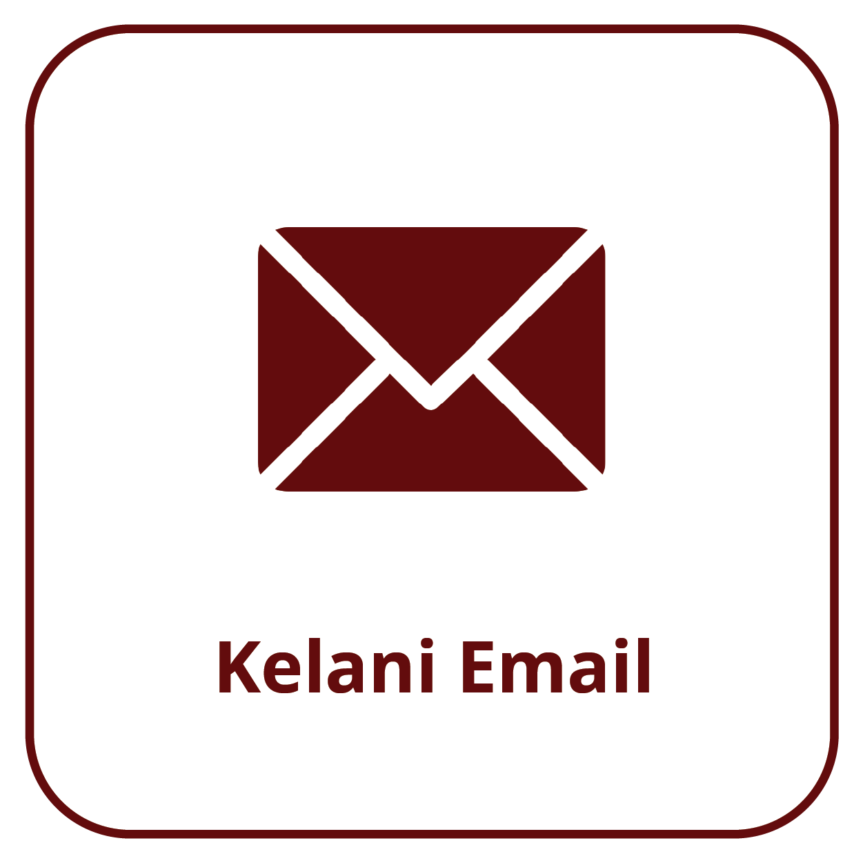 Button of kln Mail